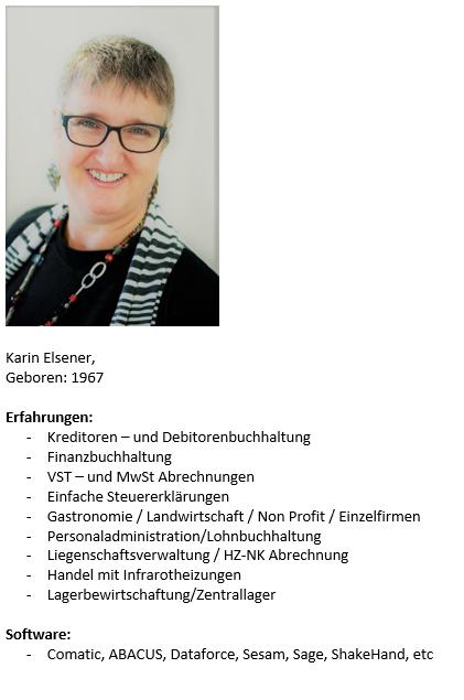Portrait Karin